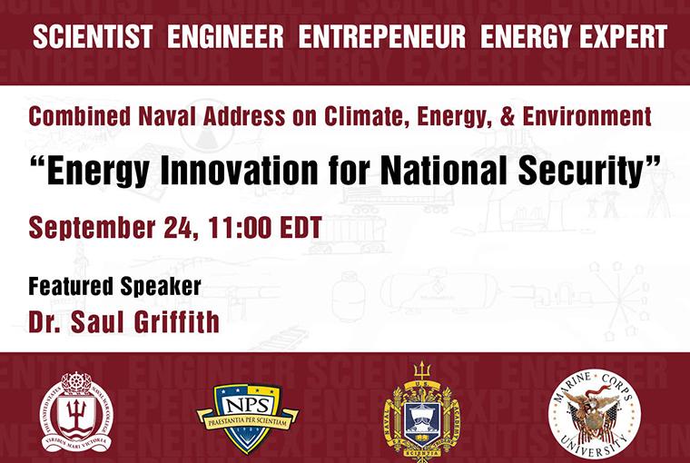 Climate, Energy & Environment web banner
