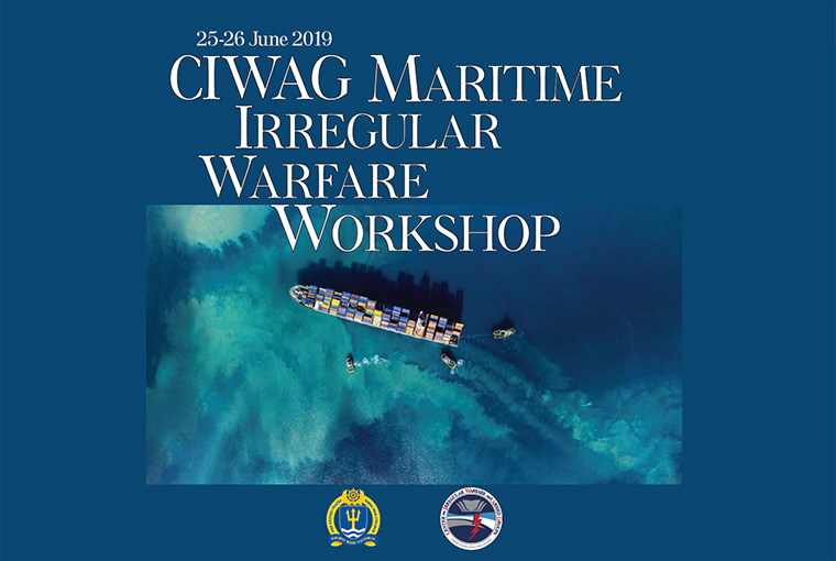 Maritime Irregular Warfare Workshop Cover