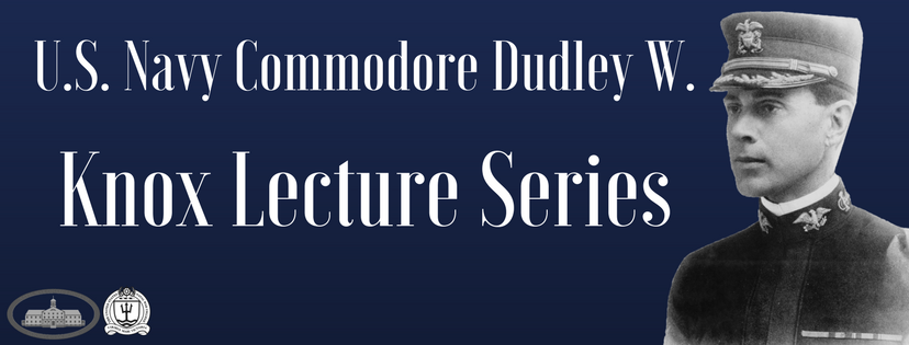 Knox Lecture Series
